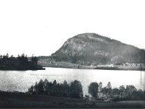 Image of Mt. Erie and Lake Campbell