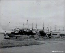 Image of Fishing boats on Guemes Island