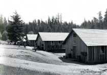Image of WF 2198 - CCC camp - Coronet Bay, Whidbey Island