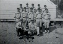 Image of Anacortes town baseball team
