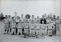 "Image of ""Junior baseball league"" team"