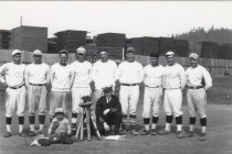 Image of WF 2241.A,B - Coast Guard Station 12 baseball team