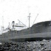 Image of WF 2335 - ADMIRAL NULTON run aground