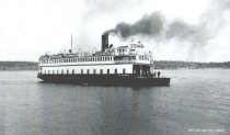 Image of WF 2388 - Ferry - CITY OF BREMERTON