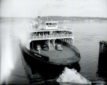 Image of Ferry - VASHON