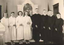 Image of Luberan Church - Confirmation class