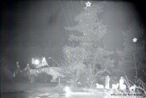 Image of 1940 Christmas decorations