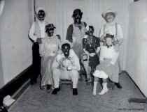 Image of Halloween party at the Elks Club