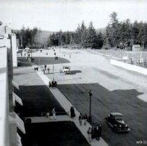 Image of View from roof of Anacortes High School