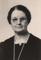 Image of Edna H. Gerhardt, English teacher