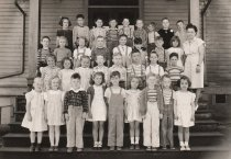 Image of Ms Smith, 1st grade class, Whitney School