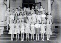 Image of WF 2707 - Ms Gains, second grade class, Whitney School