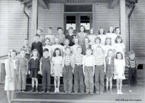 Image of Ms Webber, second grade class, Whitney School