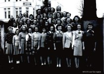 Image of Freshmen girls, 1944