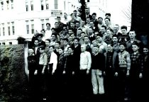 Image of freshmen boys - 1944