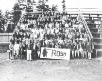 Image of WF 2756 - Class of 1933, as freshmen