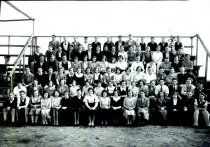 Image of Class of 1934, as juniors