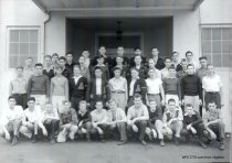 Image of WF 2770 - Class of 1947 as sophomore boys