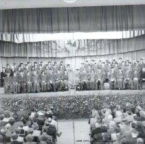 Image of Anacortes High School 1944 graduation