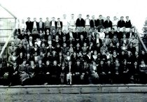 Image of Class of 1937 as sophomores