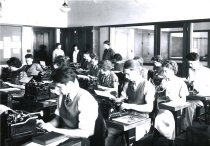 Image of typing class