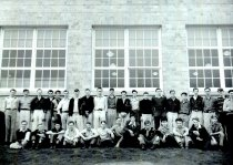 Image of Class of 1946, as sophomore boys