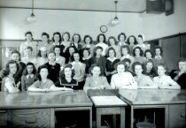 Image of WF 2848 - Home Economics Club, 1944-45