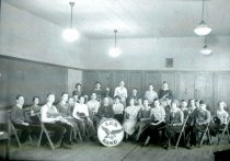 Image of 1935 high school orchestra