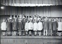 Image of 1944 high school choir