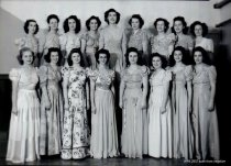 Image of WF 2957 - 1945 Anacortes High School Choir