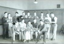 Image of Boys' Glee Club - 1935