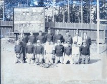 Image of 1930 high school baseball team