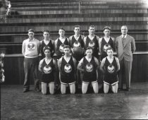 Image of 1929 Anacortes High School basketball team