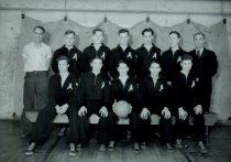 Image of JV basketball team - 1936