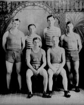 Image of 1926 high school track team