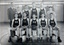 Image of basketball team
