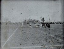 Image of Armistice Day football game - 1935
