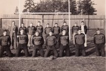 Image of 1944 second football team