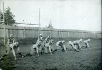 Image of 1941 high school football team, probably