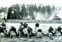 Image of WF 3242 - 1934 Anacortes High School football team
