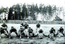Image of 1934 high school football team