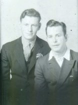 Image of WF 3445.002 - Rudy Anich and Jerry Granville