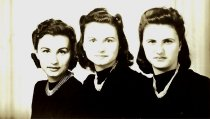 Image of WF 3472 - Catherine, Frannie, and Mary Barcott