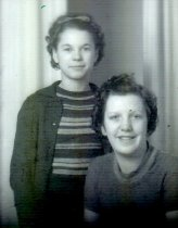 Image of BROWN, Delores  and ?