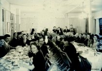 Image of Banquet honoring Betty Lowman