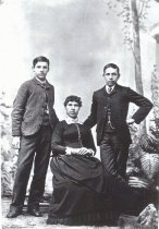 Image of WF 4195 - Unknown - probably Griffin family