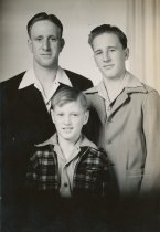 Image of MILLER, two are Bob and Dennis