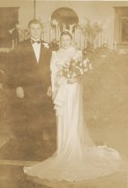 Image of wedding of Stan Anderson and Dorothy Abbott