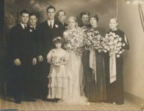 Image of Wedding of G. E. Kearney and wife