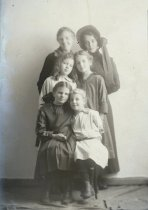 Image of WF 5334 - Salvation Army woman and girls